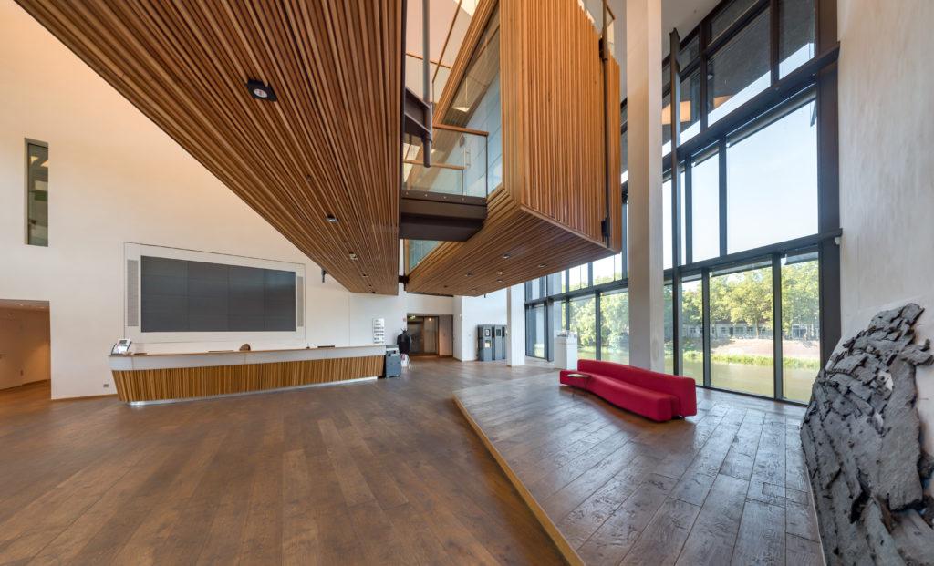 ecos office center Bremen Foyer 3 scaled